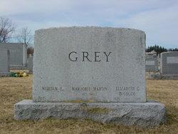 Marjorie Frances <i>Martin</i> Grey