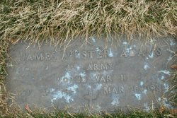 James Vester Jim Adams