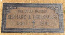 Bernard Joseph Ben - B. J. Gehlhausen