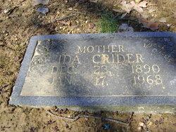 Ida Mae <i>Allen Samuel</i> Crider