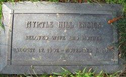 Myrtle <i>Hill</i> Ensign