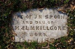 Mrs J. N. <i>Killgore</i> Spoon