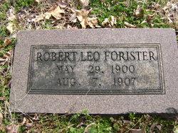 Robert Leo Forister