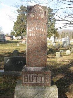 A D Butts