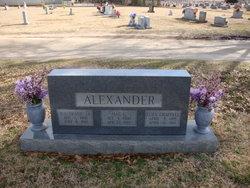 William Frank Alexander, Sr