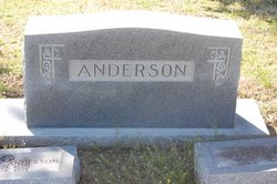 Annie Lee Anderson