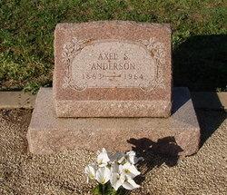 Axel Simon Anderson