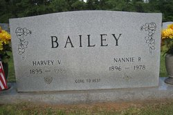 Harvey Vance Bailey, Sr
