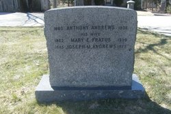 Mary Emily <i>Fratus</i> Andrews