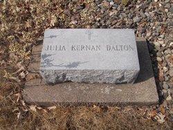 Julia <i>Kernan</i> Dalton