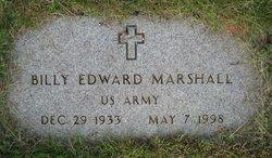 Billy Edward Marshall