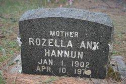 Rozella <i>Ank</i> Hannun