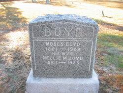 Nellie May <i>Fowler</i> Boyd