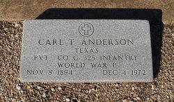 Carl T. Anderson