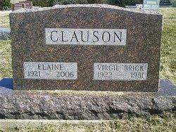 Virgil Brick Clauson