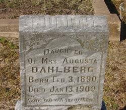 Judith Dahlberg