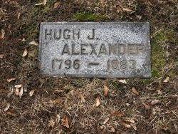 Hugh Jolly Alexander