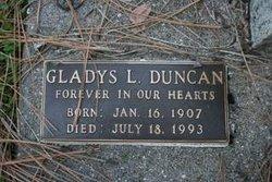 Gladys Lillian Duncan