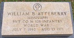 William B Atteberry
