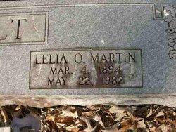 Lelia Olphia <i>Martin</i> Ault