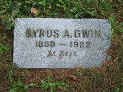 Cyrus Albert Gwin