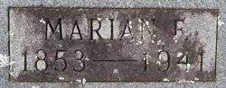 Marian Franklin Chandler