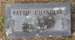 Pattie Angeline Chandler