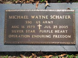 Michael Wayne Schafer