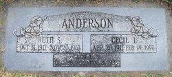 Cecil Legrand Anderson, Sr