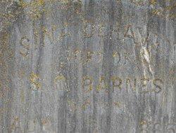 Sina D. <i>DeHaven</i> Barnes