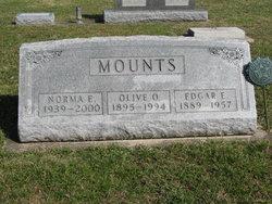 Edgar Elwood Mounts