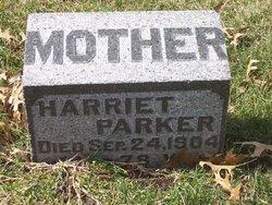 Harriet <i>Dobson</i> Parker