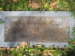Laura <i>Newton</i> Nolen