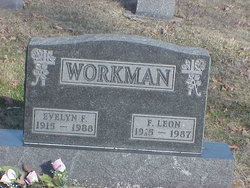 Evelyn F. <i>Linebrink</i> Workman