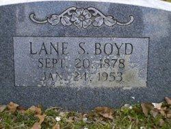 Lane Stanley Boyd