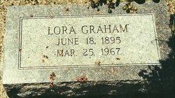 Nancy Lora <i>Crow</i> Graham