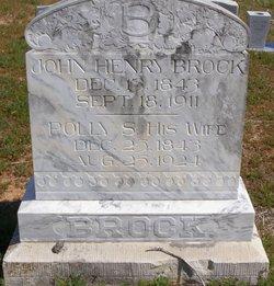 John Henry Brock
