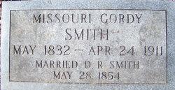 Missouri <i>Gordy</i> Smith