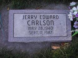 Jerry Edward Carlson