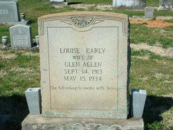 Louise <i>Early</i> Allen