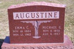 Emma Clara <i>Thatcher</i> Augustine