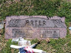 LeRoy Melvin Arter