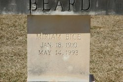 Mirian <i>Bice</i> Beard