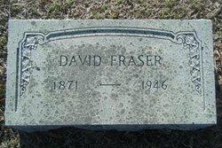 David Clow Fraser