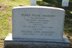 Mildred <i>Gwin</i> Andrews