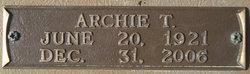 Archie Thomas Hanks