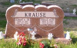 Thelia <i>Huff</i> Krause