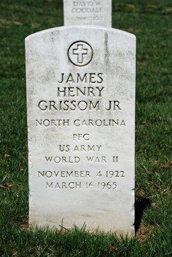 PFC James Henry Grissom, Jr