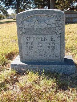 Stephen Earl Womack