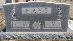 William Foutain Bill Hays